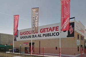 gasolinera getafe