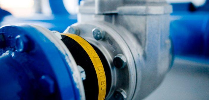 tubería instalación gasóleo